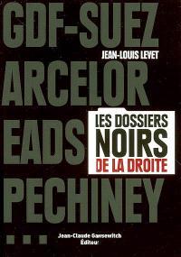 GDF-Suez, Arcelor, EADS, Pechiney... les dossiers noirs de la droite