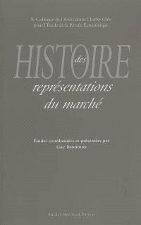 Histoire des représentations du marché