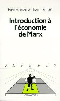 Introduction à l'économie de Marx