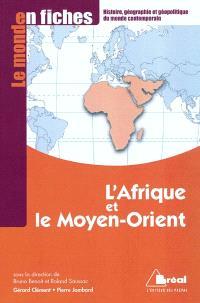 L'Afrique et le Moyen-Orient