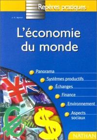 L'économie du monde