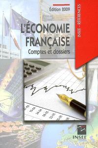 L'économie française : comptes et dossiers : rapport sur les comptes de la Nation de 2008