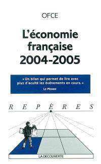 L'économie française 2004-2005