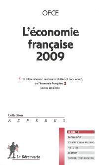 L'économie française 2009