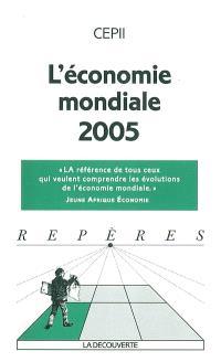 L'économie mondiale 2005