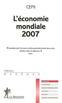 L'économie mondiale 2007