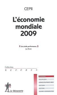 L'économie mondiale 2009