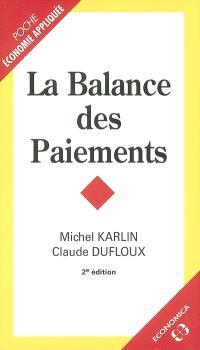La balance des paiements : concepts et pratiques