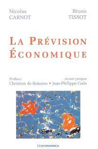 La prévision économique