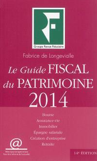 Le guide fiscal du patrimoine 2014