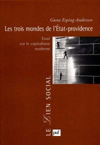 Les trois mondes de l'Etat-providence : essai sur le capitalisme moderne