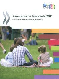 Panorama de la société 2011 : les indicateurs sociaux de l'OCDE
