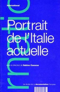 Portrait de l'Italie actuelle