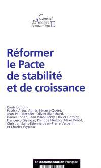 Réformer le Pacte de stabilité et de croissance