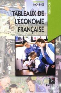 Tableaux de l'économie française : 2004-2005