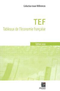 TEF : tableaux de l'économie française