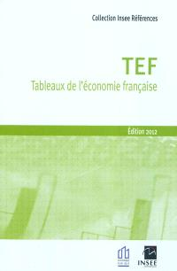TEF, tableaux de l'économie française : édition 2012