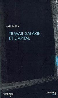 Travail salarié et capital