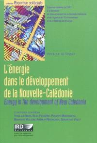 L'énergie dans le développement de la Nouvelle-Calédonie = Energy in the development of New Caledonia