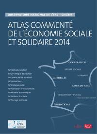 Atlas commenté de l'économie sociale et solidaire 2014