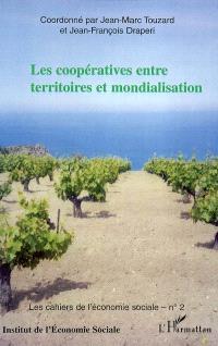 Les coopératives entre territoires et mondialisation : les Entretiens de Maraussan, 14 et 15 décembre 2001