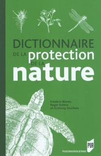 Dictionnaire de la protection de la nature