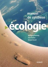 Ecologie : manuel de synthèse