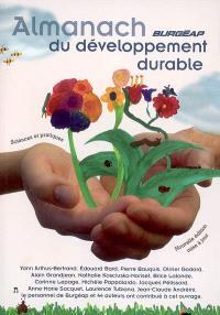 Almanach Burgéap du développement durable : sciences et pratiques