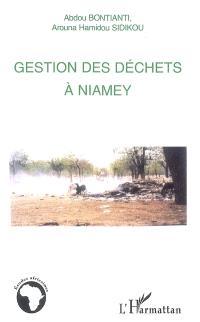Gestion des déchets à Niamey