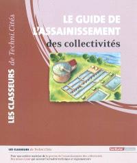 Le guide de l'assainissement des collectivités