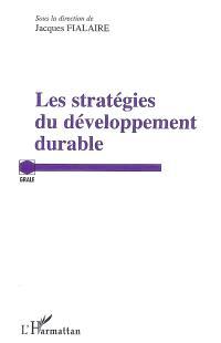 Les stratégies du développement durable