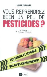 Vous reprendrez bien un peu de pesticides ? : ces fruits et légumes qui nous empoisonnent