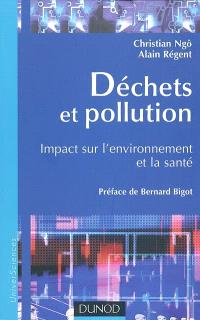 Déchets et pollution : impact sur l'environnement et la santé