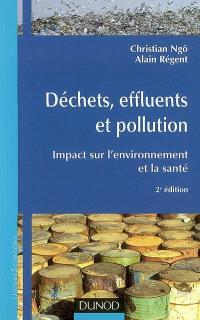 Déchets, effluents et pollution : impact sur l'environnement et la santé