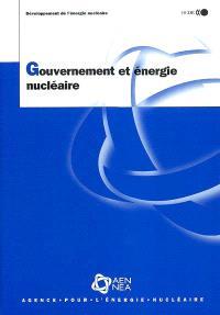 Gouvernement et énergie nucléaire