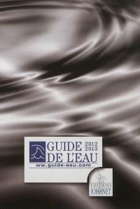 Guide de l'eau 2012-2013