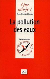 La Pollution des eaux