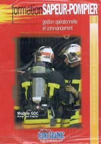 Schéma national de formation des sapeurs-pompiers, Formation sapeur-pompier : gestion opérationnelle et commandement : module GOC, niveau chef d'équipe