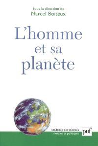 L'homme et sa planète : problèmes du développement durable
