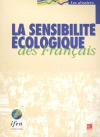 La sensibilité écologique des Français à travers l'opinion publique