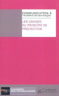 Les usages du principe de précaution