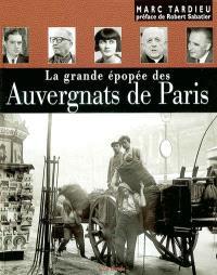 La grande épopée des Auvergnats de Paris