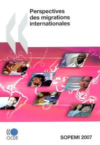 Perspectives des migrations internationales : rapport annuel