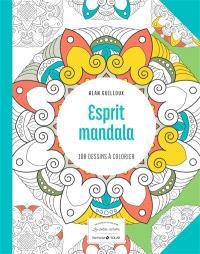 Esprit mandala : 100 dessins à colorier