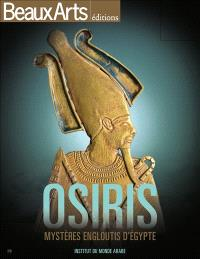 Osiris, mystères engloutis d'Egypte : Institut du monde arabe