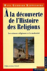 La genèse de l'histoire des religions