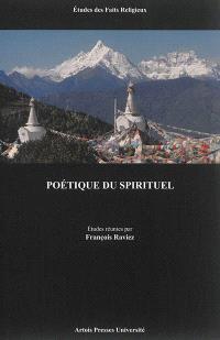 Poétique du spirituel