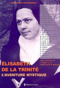 Elisabeth de la Trinité, l'aventure mystique : sources, expérience théologale, rayonnement