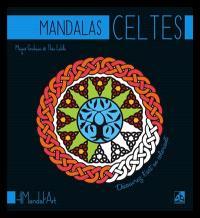 Mandalas celtes : pour découvrir l'art en coloriant