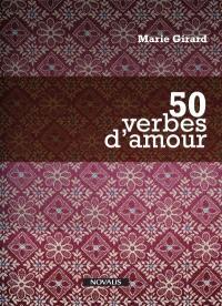 50 verbes d'amour